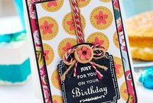 Birthday Cardmaking / Show someone you love them with a handmade card on their birthday