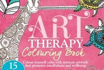Colouring / Take some time out for some colour therapy with these fab templates.