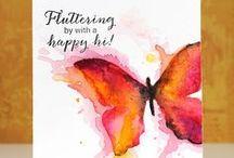 Wonderful Watercolours / Explore our watercolour favourites