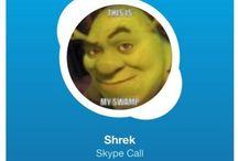 Shrek Stuff
