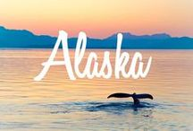 Alaska / Brave the cold and grab some #DestinationInspiration of Alaska
