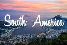 South America / #DestinationInspiration images of the countries of South America