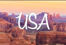 USA / Planning a roadtrip? Find some #DestinationInspiration of the USA here!