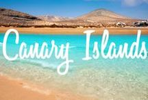 Canary Islands / #DestinationInspiration images of the Canary Islands
