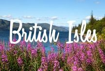 British Isles / #DestinationInspiration images of the British Isles