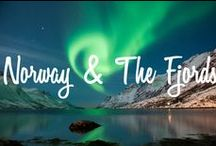 Norway & The Fjords / Discover the beautiful Norway and The Fjords with some #DestinationInspiration