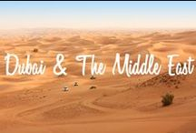 Dubai & The Middle East / #DestinationInspiration images of Dubai and the Middle East!