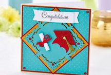 Congratulations Cardmaking / Take a look at our 'Congratulations' cardmaking projects