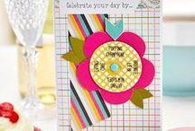 Celebration Cardmaking / Celebrate good times, come on! Enjoy our celebration cards...