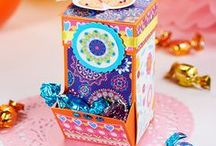 Party Papercrafts / Get the party started with papercrafts!