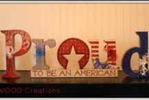 4th of July Creations