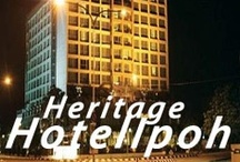 Heritage Hotel Ipoh / This premier business class hotel, situated in Jalan Raja DiHilir, is located in the heart of the city. http://www.heritagehotelipoh.com/