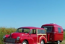 Vintage campers / Oh I want one!