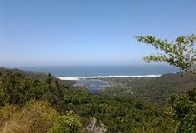 Garden Route South Africa / The Garden Route is a place of legendary beauty: forests, coastlines, rivers, lagoons - it's breathcatching