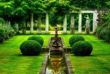 Great Gardens and Landscape Design / Interesting gardens, garden design and landscape architecture