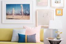 Interior Spaces / Interior spaces and decor ideas for a beautiful and functional living space.