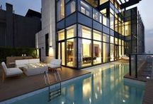 Residence - Architecture for living / Celebrating the architecture of living spaces