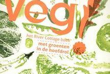 Veggie kookboeken / Inspirerende veggie kookboeken