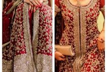 Bridal / Pakistani/Indian bridal wear