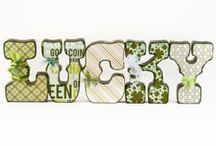 St. Patrick's Crafts 2014 / New crafts available in the store and online.