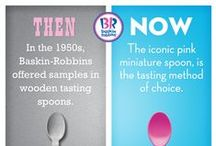Then & Now / Explore the history of Baskin-Robbins and rediscover your favorite flavors now in grocery stores.