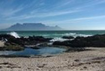 Cape Town, South Africa / Cape Town, city of beauty, a prime holiday destination, South Africa rated as one of the world's best!