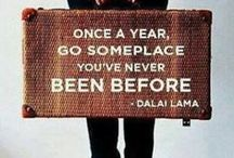 Travel Quotes / Quotes to inspire the traveller ...