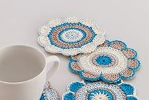 Örgü / Tığ İşi - Crochet / Tığ İşi çalışmalar, göz alıcı modeller