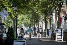 Vlieland Winkels / In de Dorpsstraat van Vlieland zijn allerlei leuke winkeltjes. Voor kleding, souvenirs en meer.