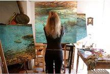 The Artist's Studio [Women ] / Kreative Frauen in ihren Studios