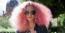 Pink Hair / Pink Hair - All shades of Pink!
