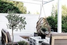 terrace // garden