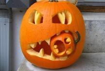 halloween decorations.