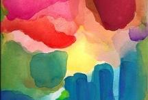 Colores y armonías . colour and harmony