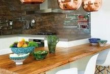 Kitchen Inspiration / A collection of both projects we have completed, and those which we admire.