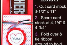 Free Cardmaking Tutorials / Free card making tutorials can be found here and on my blog http://www.luvinstampin.com/?m=1. All stampin up products used.  / by Wendy Cranford {luvinstampin.com}