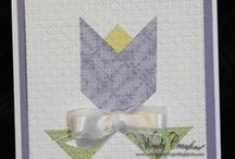 Easter Cards / Easter cards using stampin up products. http://www.luvinstampin.com/?m=1 / by Luvin Stampin