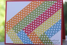 Quilted Cards and Tutorials / Quilted cards ideas and videos. Stampin up products only. More ideas and info on my blog http://www.luvinstampin.com/?m=1 / by Wendy Cranford {luvinstampin.com}