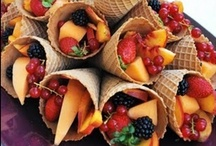 Maná Chef (Frutas) . fruit, fruit recipes / Ideas para comer rico y divertirte haciendo de chef.