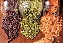 Maná Chef (Legumbres) - Vegetarian recipes / Ideas para comer rico y divertirte haciendo de chef.