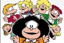 Mundito Mafalda / !Gracias Quino!