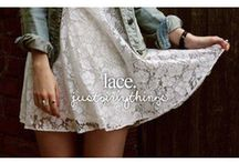 Little girly things