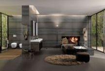 Salles de bains pièce à vivre