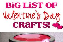 Valentines Ideas and Crafts / Valentines ideas, valentines crafts, valentines everything, valentine treats / by Luvin Stampin