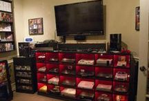 Games Room Ideas <3 / My future games room in the future house :D <3
