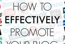 Blogging / Blogging tips and ideas, blogging information