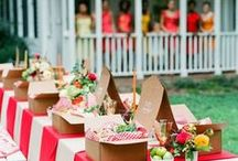 Party decor and ideas / Party decor ideas. DITY party decor / by Wendy Cranford {luvinstampin.com}