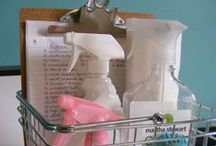 Cleaning Tips / Cleaning ideas. Cleaning tips and tricks.  / by Wendy Cranford {luvinstampin.com}