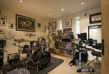 Music Room <3 / If I had a music room in my house, this is what It would look like :) <3