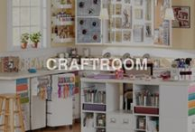 Craft Room <3 / If I had a craft room in my house this is what I would want it to look like :) <3